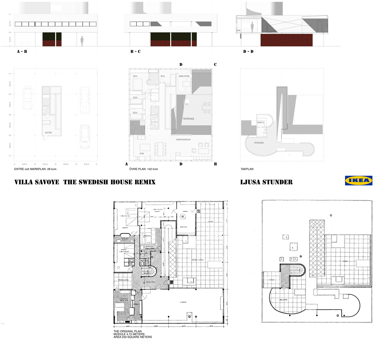 100 villa savoye floor plans gallery of le 100 villa for 100 floors floor 77